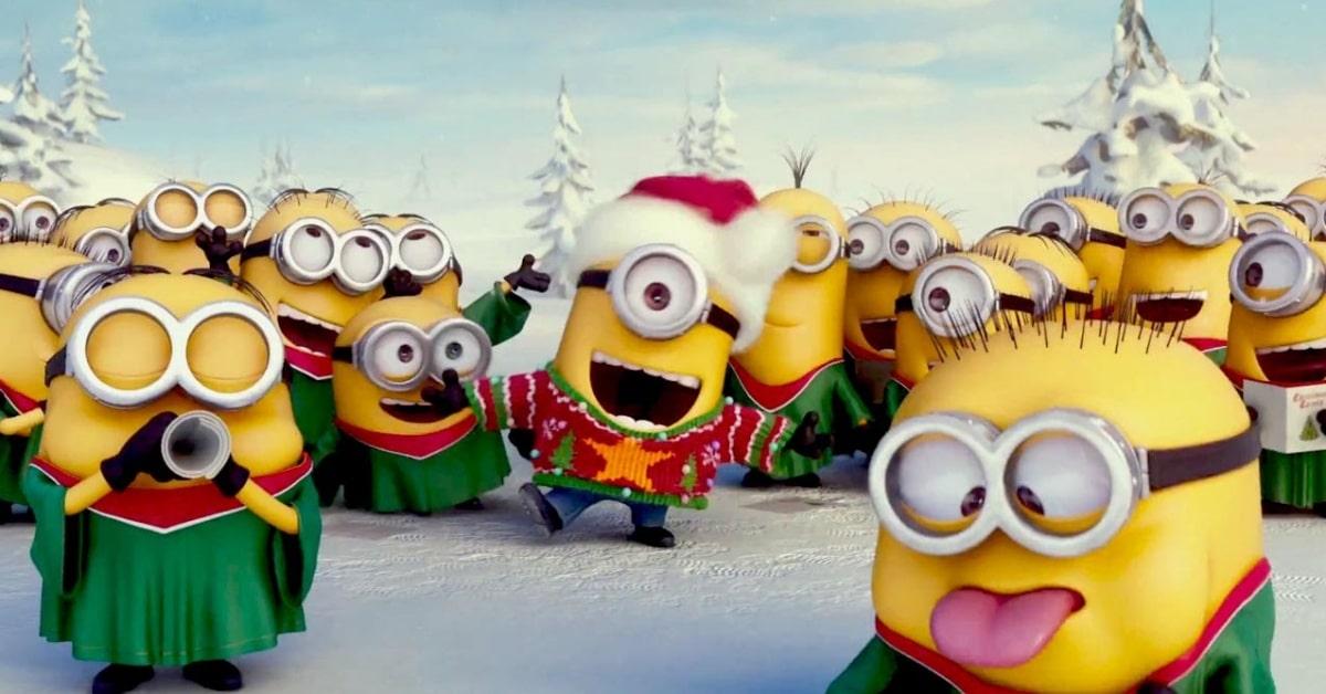 рождественская-песня-от-миньонов