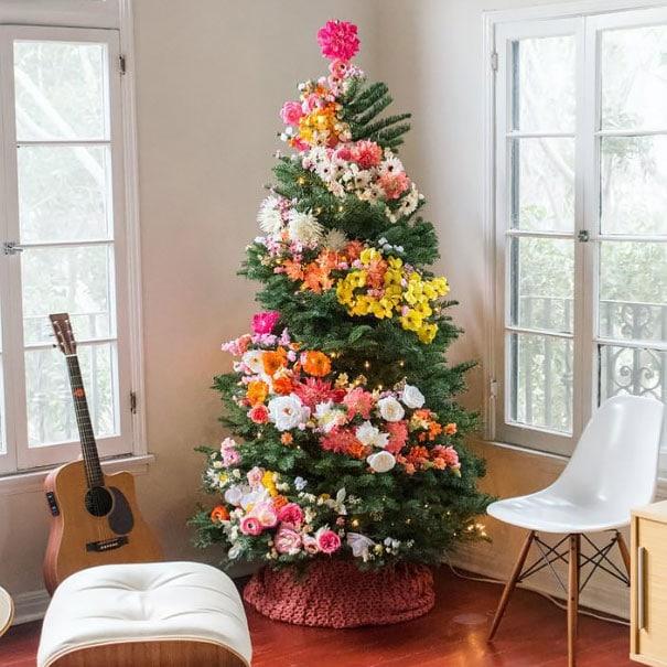 Новогодние елочки буквально расцветают в руках этих умельцев!