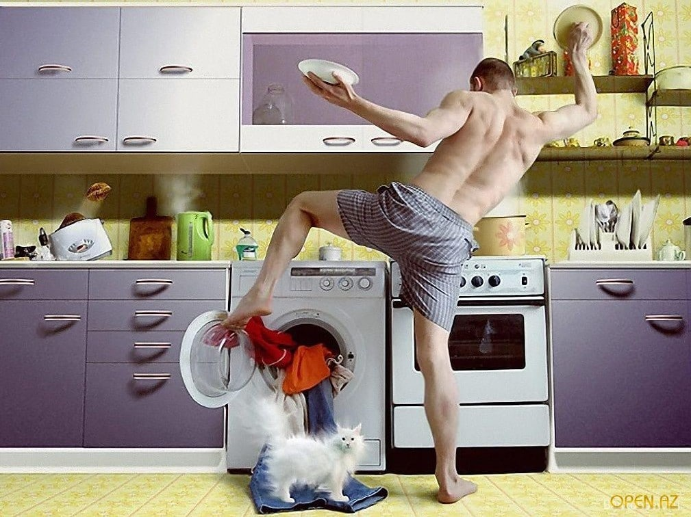 Дурацкие мужские привычки