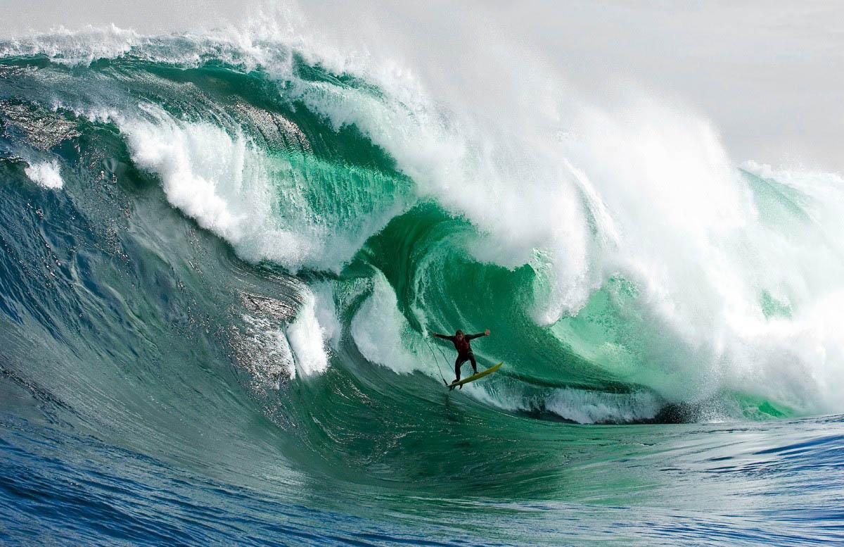 серфинг на гаваях