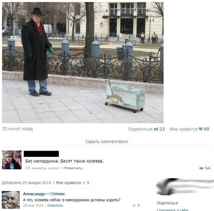 комментарии из соцсетей рис 4