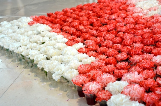 цветочное искусство рис 4