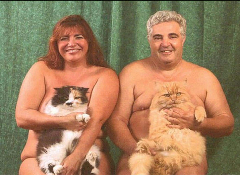 нелепые семейные фото