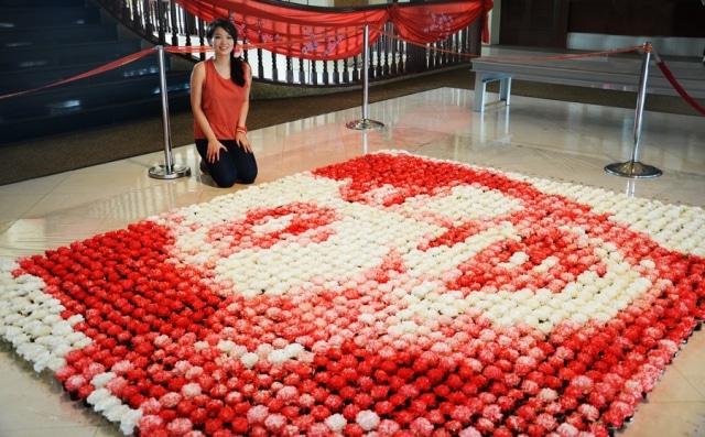 цветочное искусство рис 5
