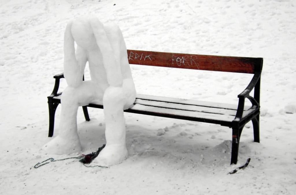 яркие снеговики рис 8