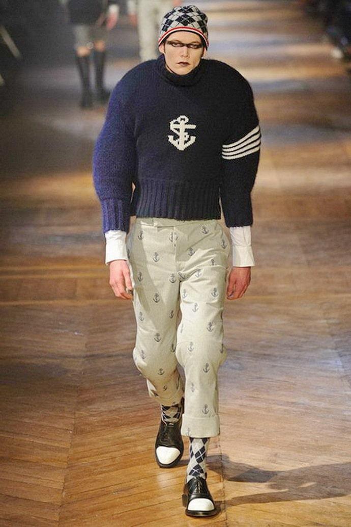 мужская мода рис 4