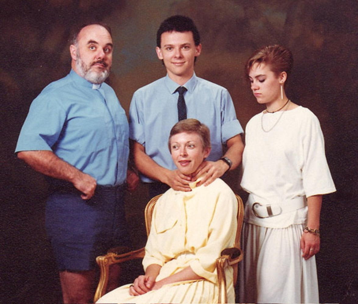 Семейное фото откровенное 20 фотография