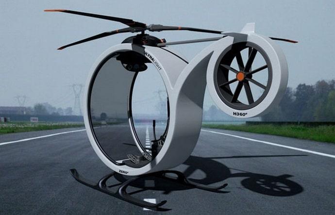 вертолет зеро рис 2
