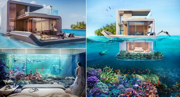 Дубай виллы на воде недвижимость за рубежом на авито
