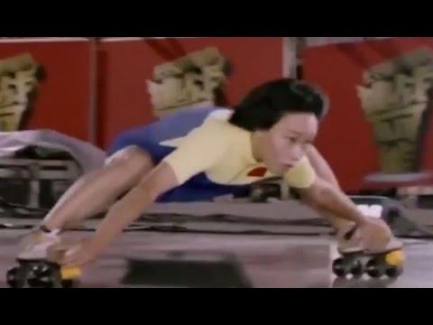 rollerblading
