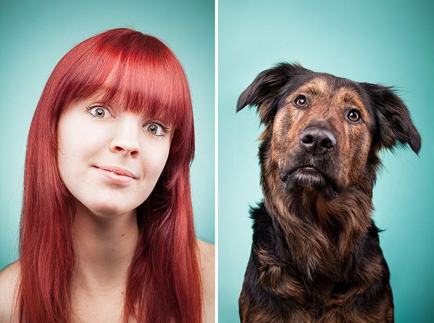 Смешные картинки человек с собакой