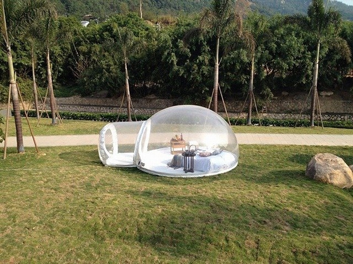 inflatable tent рис 3