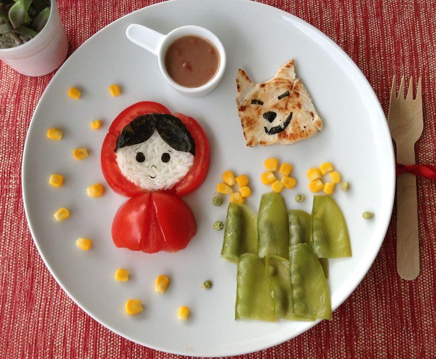 kid dish