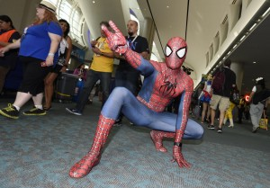 San Diego Comic Con 2015 рис 5