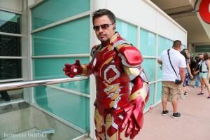 San Diego Comic Con 2015 рис 6