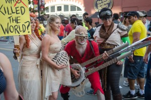 San Diego Comic Con 2015 рис 2