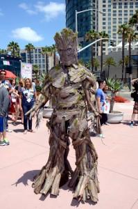San Diego Comic Con 2015 рис 8