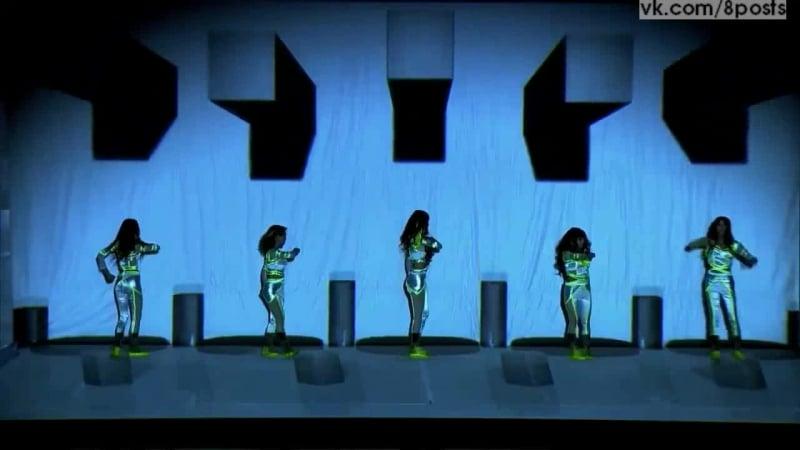 4D dance