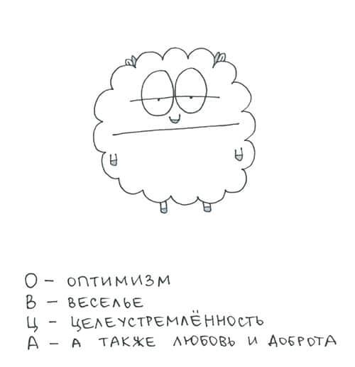 sheep рис 7