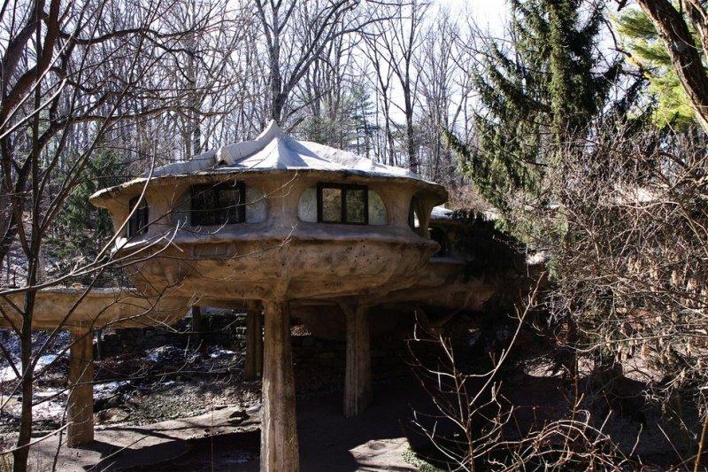 House - mushroom рис 6