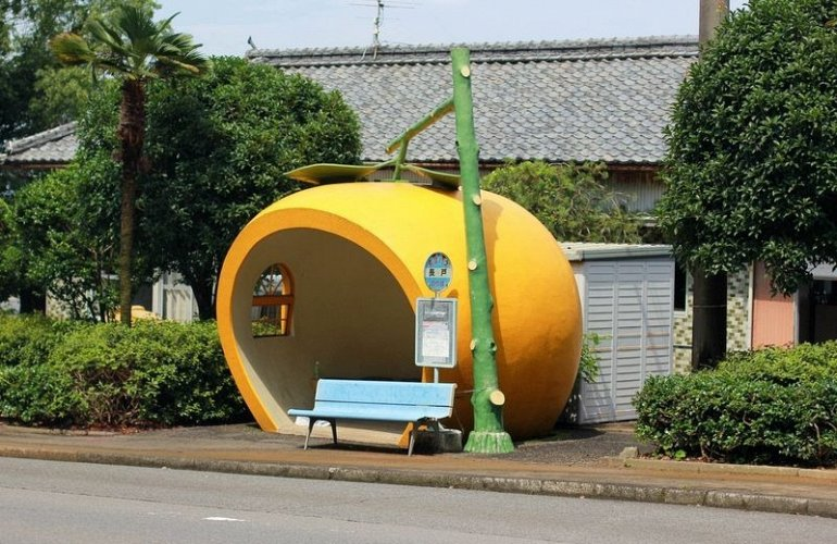 bus stop рис 4