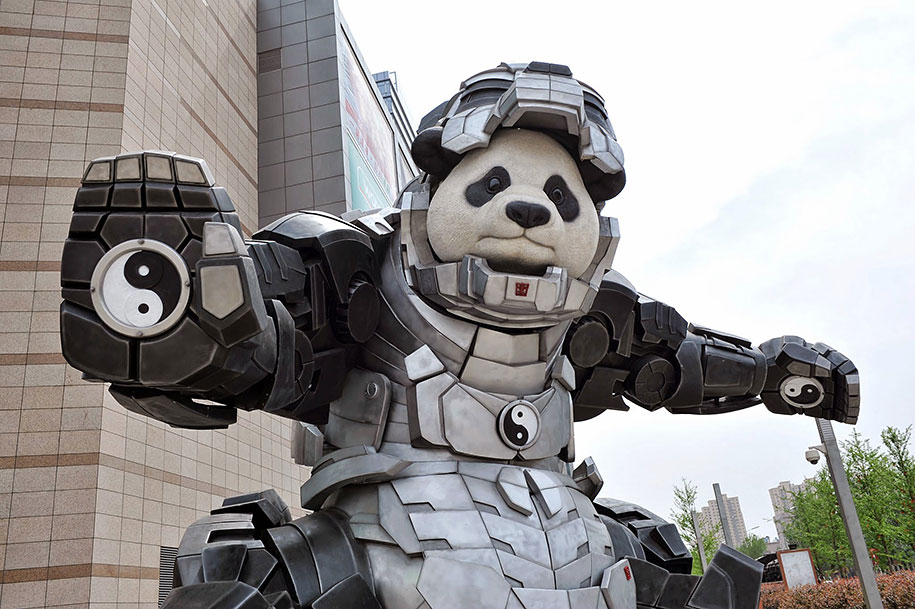 statuya-gigantskoj-pandy рис 2