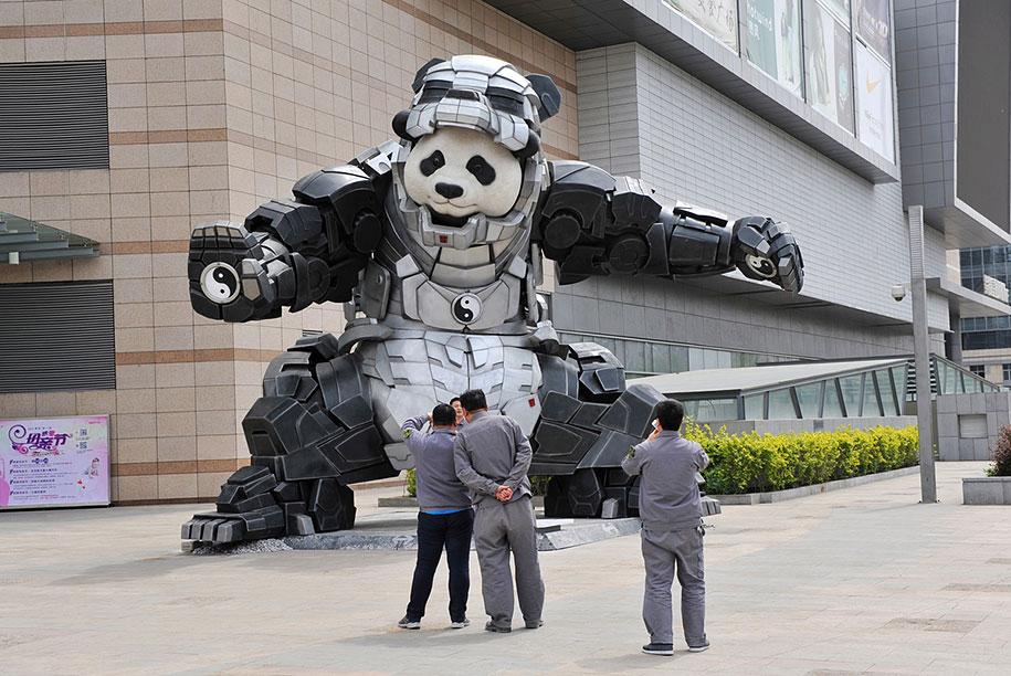 statuya-gigantskoj-pandy рис 3