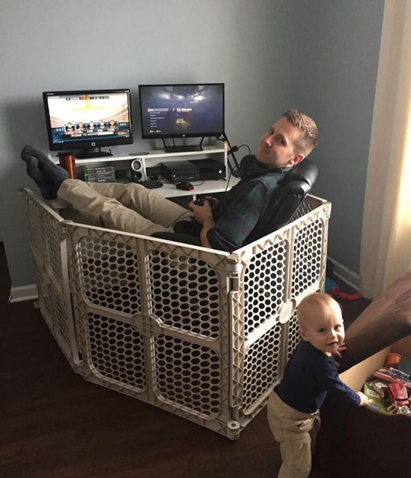 На самом деле родители — это такие же дети, только постарше рис 3