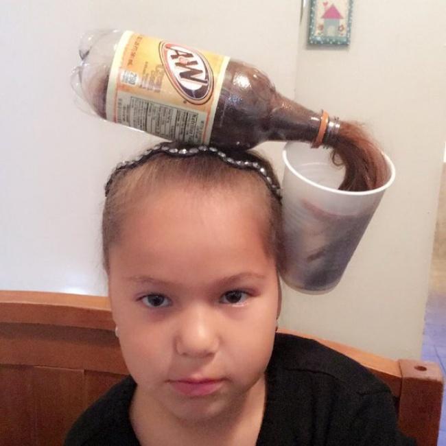 20 фотографий о том, почему с детьми никогда не бывает скучно рис 16