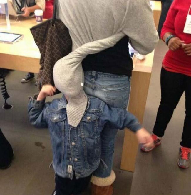 20 фотографий о том, почему с детьми никогда не бывает скучно
