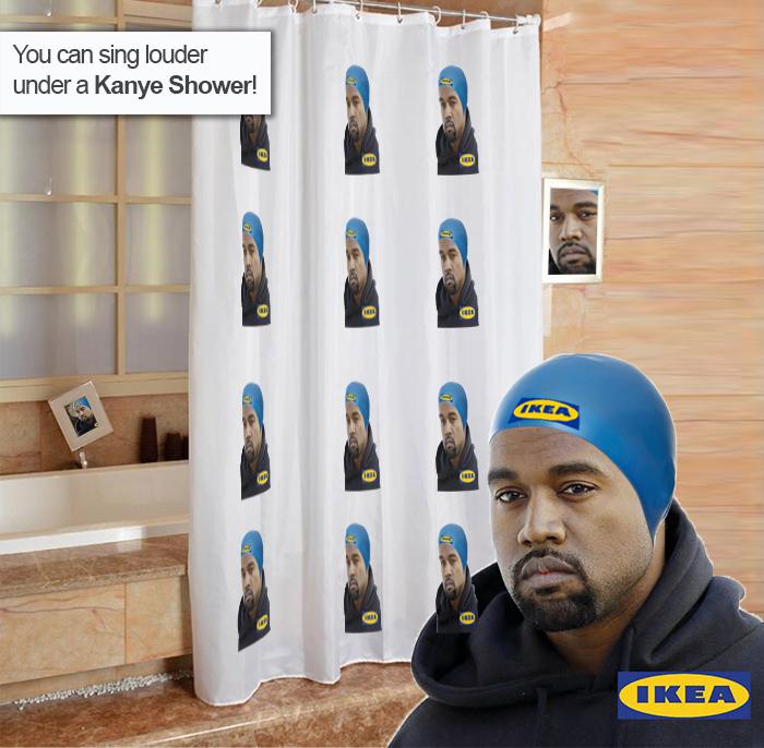 Вот такой Кардаш! IKEA и ее поклонники троллят Канье Уэста рис 11