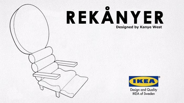 Вот такой Кардаш! IKEA и ее поклонники троллят Канье Уэста рис 12
