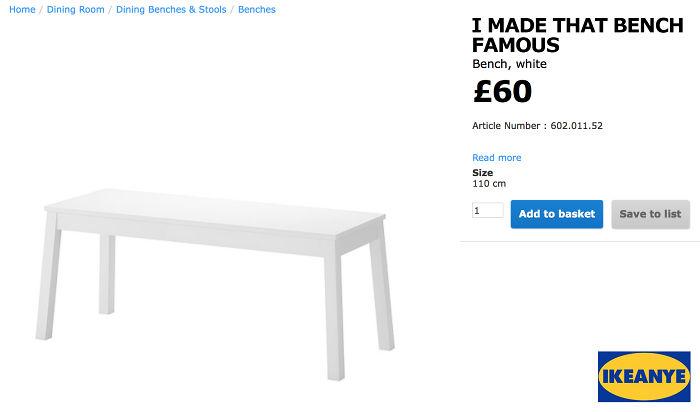 Вот такой Кардаш! IKEA и ее поклонники троллят Канье Уэста рис 13
