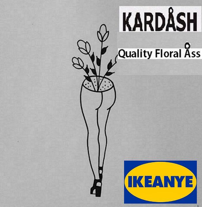 Вот такой Кардаш! IKEA и ее поклонники троллят Канье Уэста рис 15