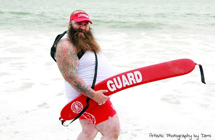 Пляжный бродуар этого парня поднял планку для фотосессий на новый уровень рис 6