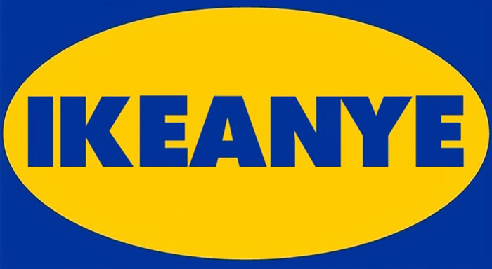 Вот такой Кардаш! IKEA и ее поклонники троллят Канье Уэста рис 7
