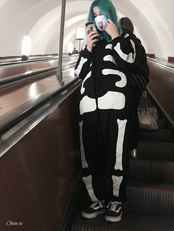 Модные люди в метро: осторожно, здесь может быть ваша фотография! рис 13