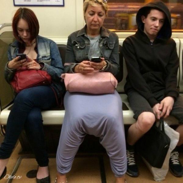 Модные люди в метро: осторожно, здесь может быть ваша фотография! рис 12