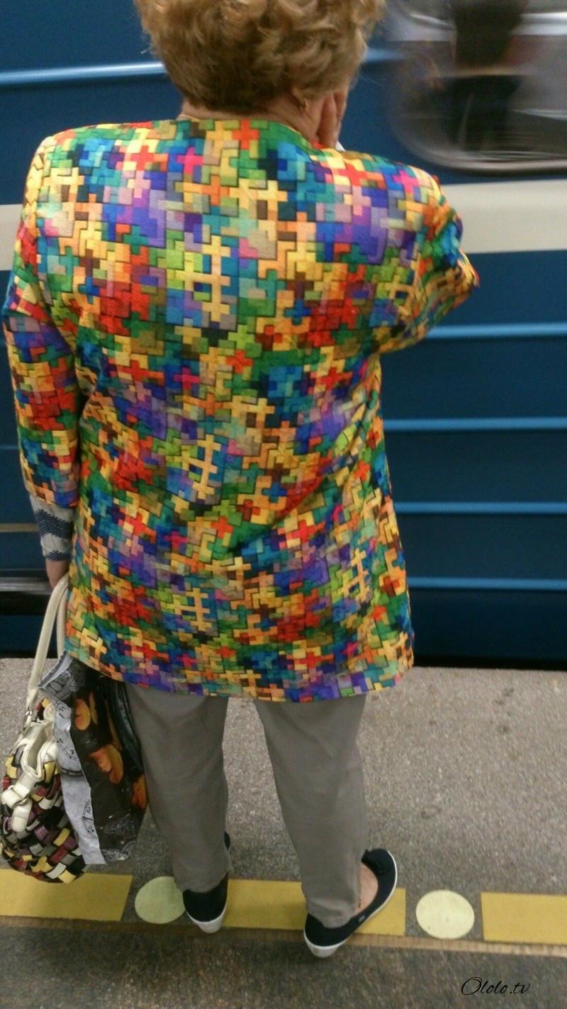 Модные люди в метро: осторожно, здесь может быть ваша фотография! рис 7