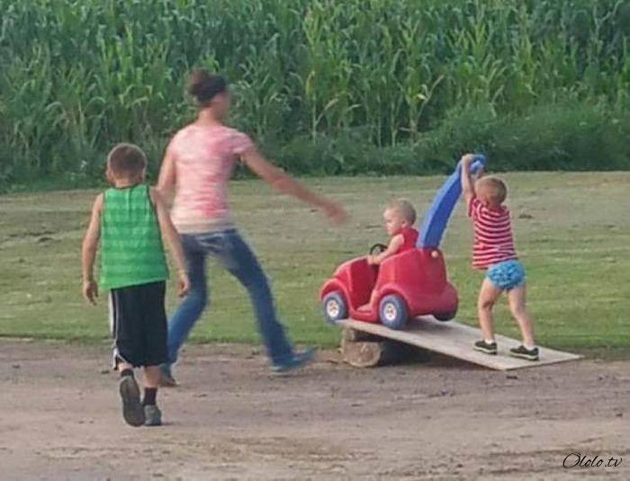Успеть за 15 секунд: вот что может произойти, если оставить ребенка без присмотра рис 4