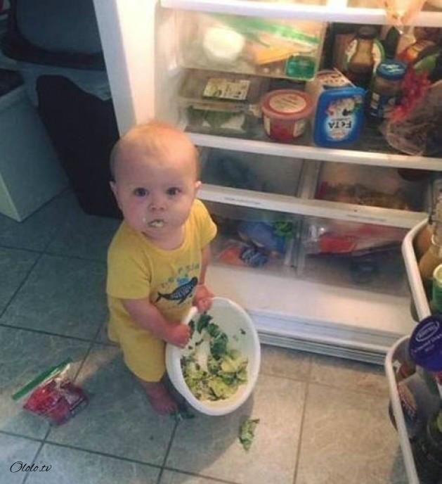 Успеть за 15 секунд: вот что может произойти, если оставить ребенка без присмотра рис 15