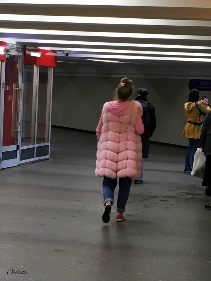 Модные люди в метро: осторожно, здесь может быть ваша фотография! рис 6
