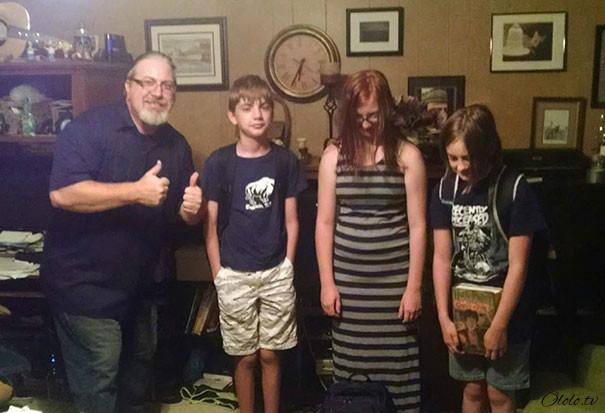 Ликующие родители, которые ждали и дождались-таки 1 сентября рис 22
