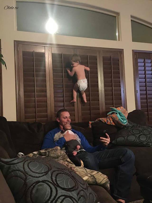 Успеть за 15 секунд: вот что может произойти, если оставить ребенка без присмотра рис 12