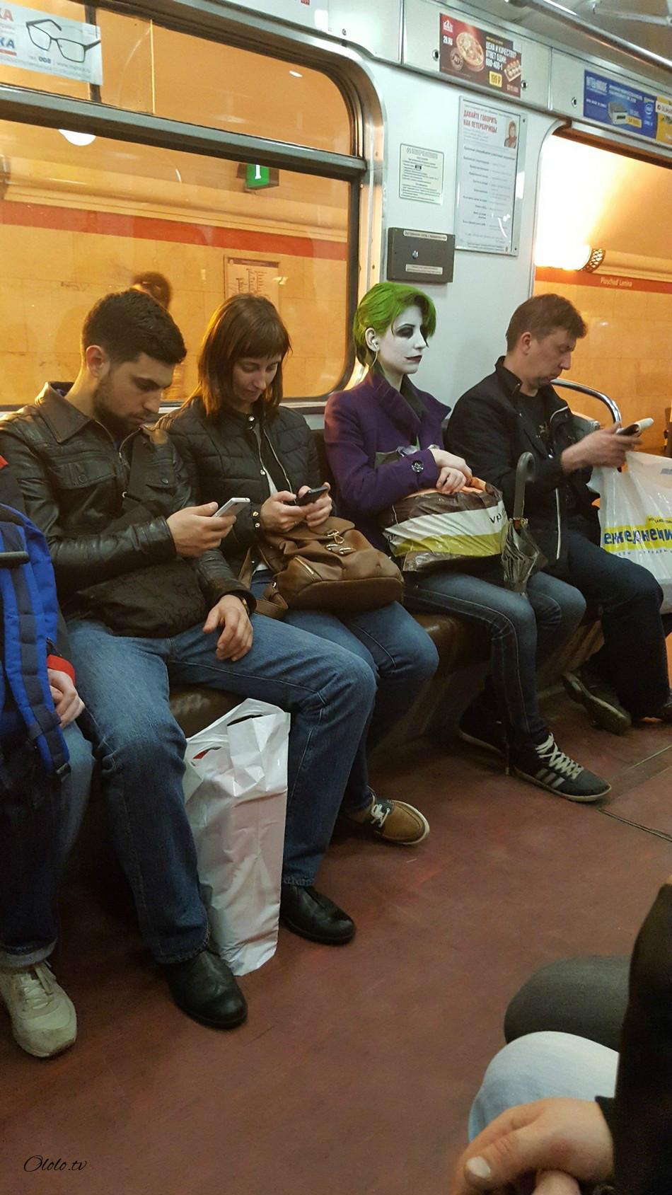Модные люди в метро 2: осторожно, здесь может быть ваша фотография! рис 19