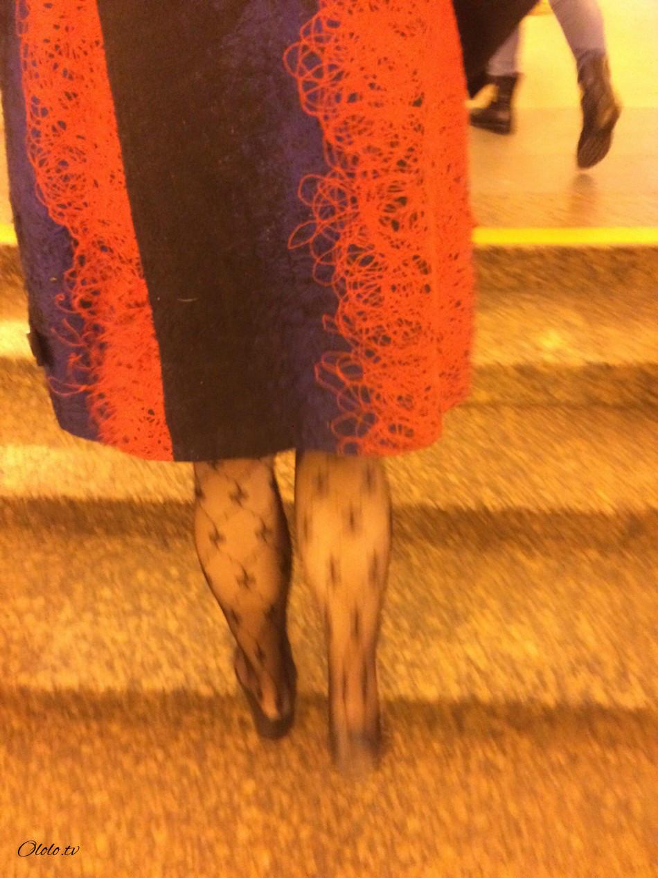 Модные люди в метро 2: осторожно, здесь может быть ваша фотография! рис 17