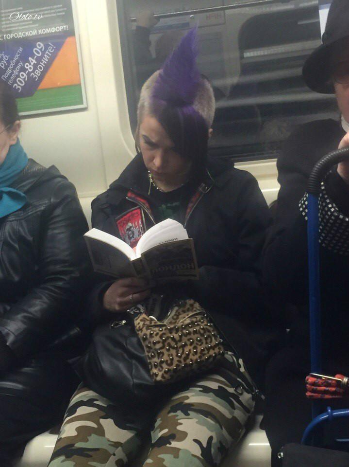 Модные люди в метро 2: осторожно, здесь может быть ваша фотография! рис 15