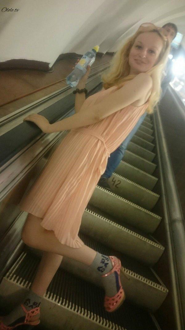 Модные люди в метро 2: осторожно, здесь может быть ваша фотография! рис 20