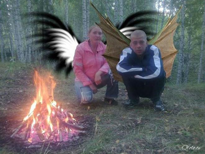 Российский фотошоп — самый суровый фотошоп в мире рис 13