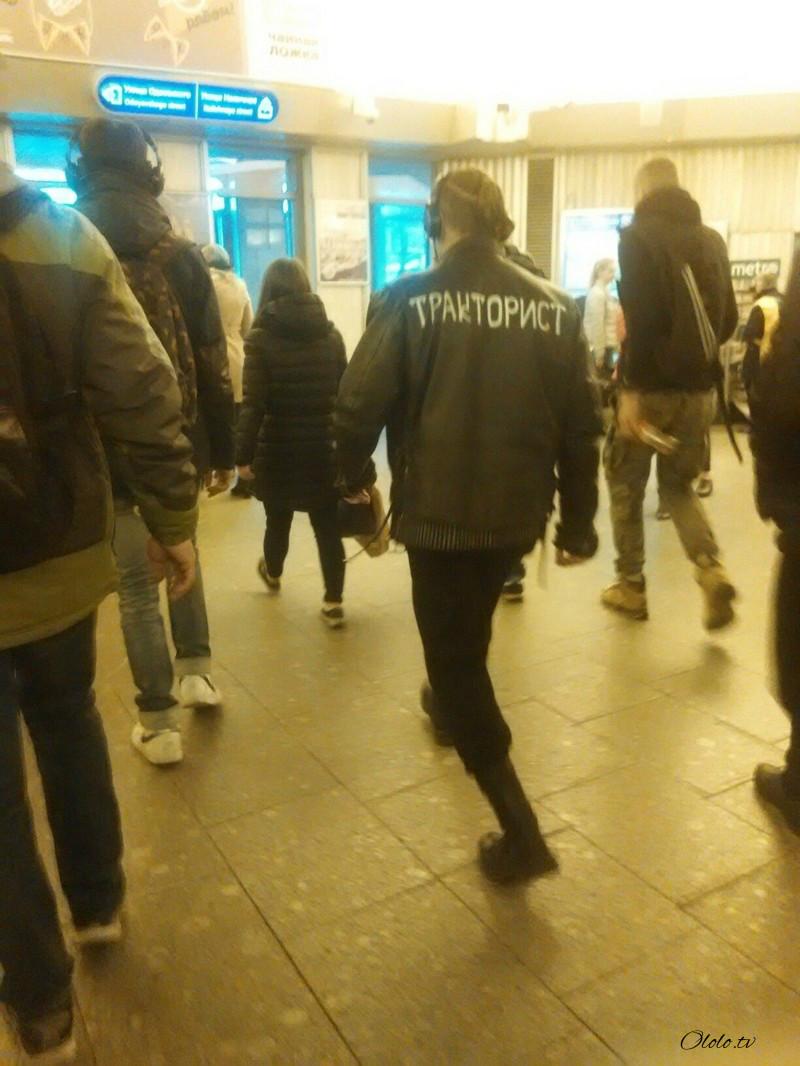 Модные люди в метро 2: осторожно, здесь может быть ваша фотография! рис 7